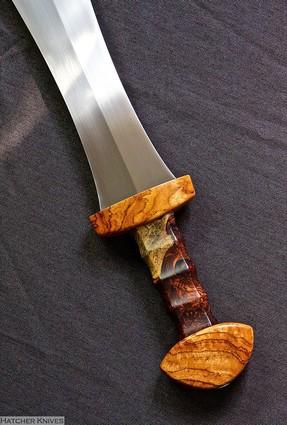 Hatcher Knives Scaeva